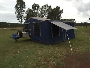 Heavy duty off road camper trailer Gladstone Gladstone City Preview