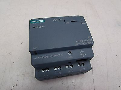 Siemens Logo 6ed1052-2cc01-0ba8 Logo Bm 24ceo Xlnt Used Takeout Make Offer