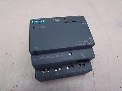 Siemens Logo 6ed1052-2cc01-0ba8 Logo Bm 24ceo Xlnt Used Takeout Make Offer