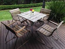 Outdoor Setting: Table & 4 Chairs Kensington Eastern Suburbs Preview