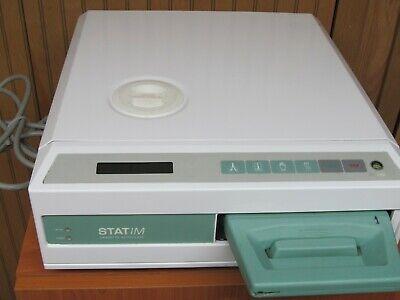 Scican Statim Autoclave-nice Used Conditionextra Cassette