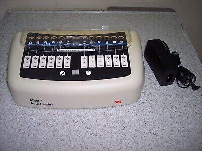 3m 290 Attest Auto-reader Incubator