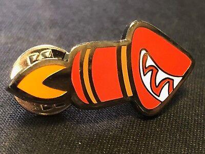 Ultra Rare Wowhead Rocket Pin Blizzcon 2014   The First Wowhead Red Rocket Pin