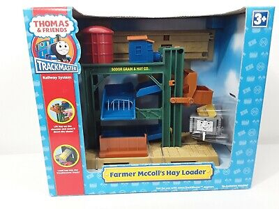"HiT Toy Co. ""Farmer McColl's Hay Loader"" TrackMaster Thomas And Friends NIB"