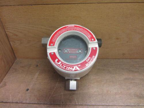 Msa Ultima 02 0-25% Gas Monitor Used Csq