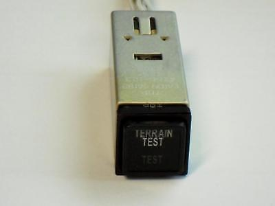 Eaton 582 Series Switch w/ Terrain Test Legend (p/n 582-10A2B0C3-0230)