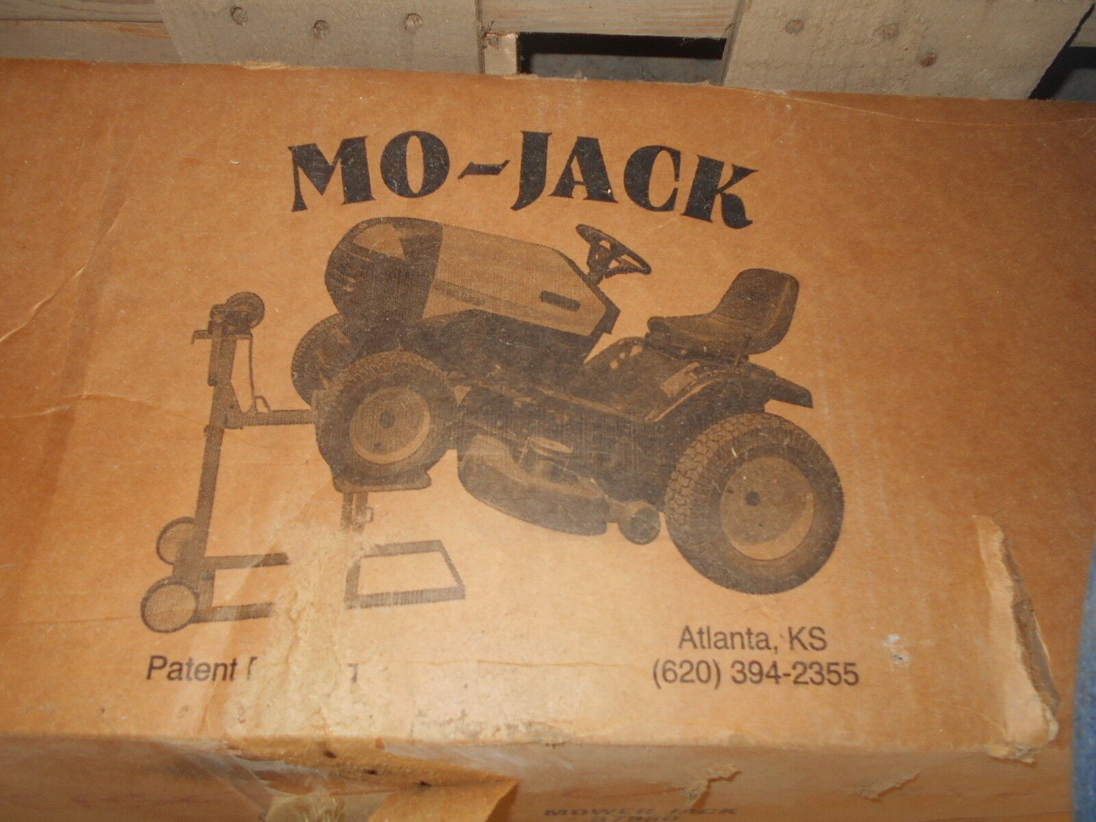 mo jack manual winch lift for lawn