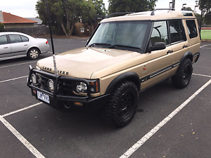 2004 Land Rover discovery S TD5 Classic comes with rego and Rwc Broadmeadows Hume Area Preview