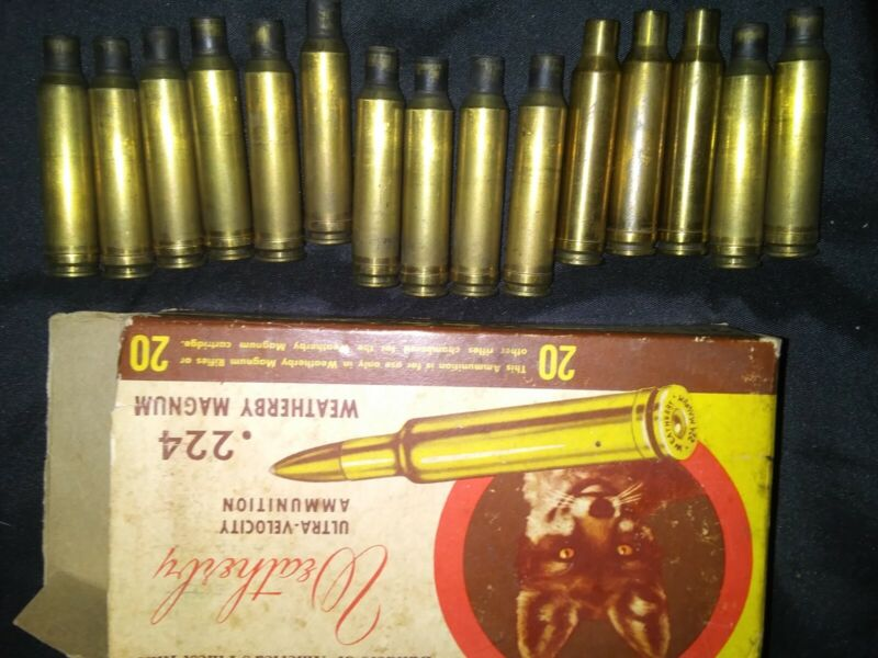 .224 Weatherby magnum