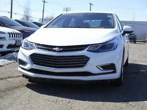 2016 Chevrolet Cruze Premier ~ Sunroof, Bluetooth, Leather Seats