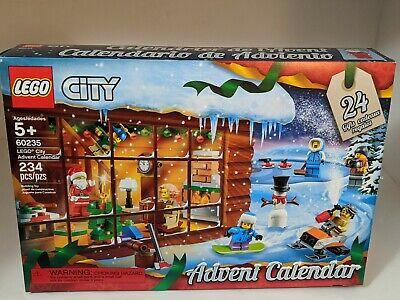 LEGO City Christmas Advent Calendar 60235