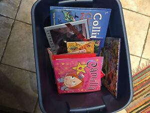 Misc kids books- Great for a daycare