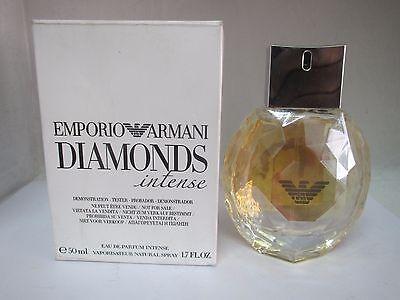 Emporio Armani Diamonds Eau de Parfum INTENSE Spray 1.7 oz 50 ml TT