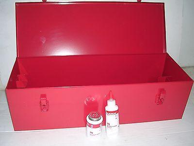 Metal Case Teflon Paste Rothenberger Collins Pipe Threader Six 12r Diehead 12-2