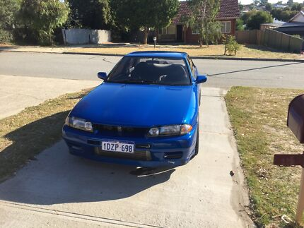 Nissan Skyline Door Drift Car Turbo Manual Cars