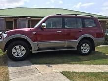2004 MITSUBISHI PAJERO EXCEED LUXERY WAGON Trevallyn West Tamar Preview
