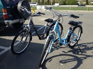 2 Specialized Comfort Bikes
