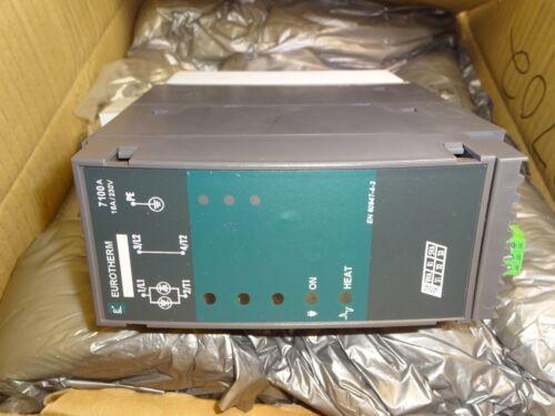 EUROTHERM 7100A POWER CONTROLLER 16AMP, 230V