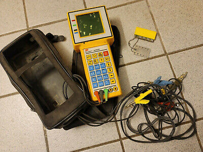 3m Dynatel 965dsp Cable Tester 3 Leads Pre Owned Used