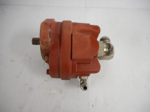 Eaton Hydraulic Gear Pump 26705-LSC 225867-001 From Vermeer Mud Mixer DT750