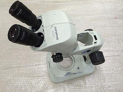 Olympus Sz61 Stereo Zoom Microscope Used