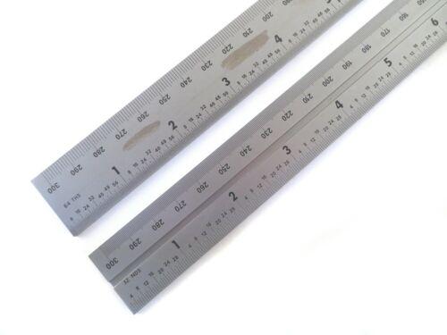 "Blem Cosmetic 2nd PEC Combination Square Blade 12"" 300mm Metric E/M fit Starrett"