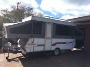 94 Jayco swan campervan caravan pop top camper Clifton Springs Outer Geelong Preview