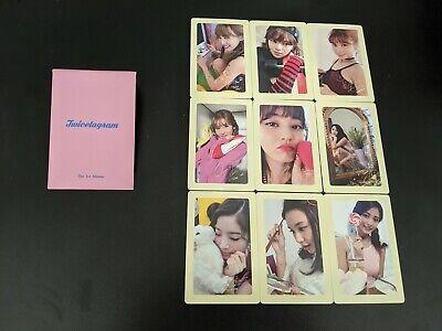 TWICE Twicetagram Pre-Order Photocard Set