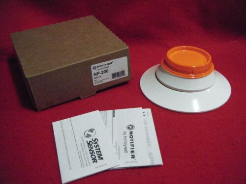 Honeywell NOTIFIER NP-200 Photoelectric Smoke Detector