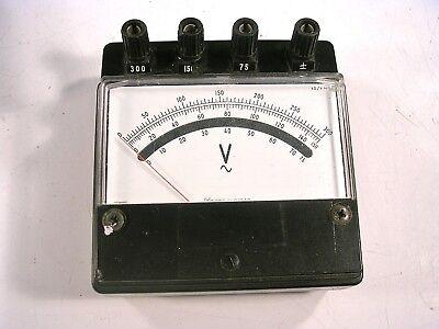 Yokogawa Type 2052 Volt Meter Class 1.5  Miniature Portable