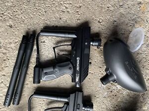 Paint Ball guns and equipment