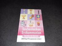Taschenlexikon Erstkommunion Von Altar bis Ziborium 200 Begriffe Bayern - Möhrendorf Vorschau