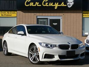 2015 BMW 435i xDrive M Sport Tech Pkg,Nav, 360CAM, Harman/Kardon