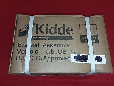 Kidde Fire Extinguisher Bracket Assembly 336242 Vehicle-10lb