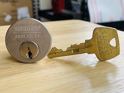 Sargent Xc High Security Mortise Lock W Key Locksport