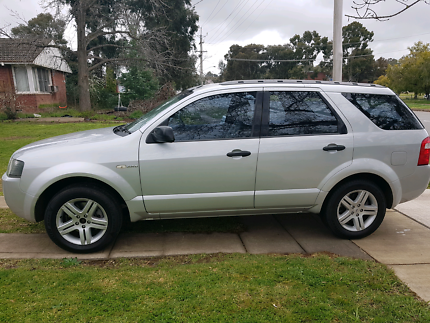 Wanted: 2005 ford territory 7 seater