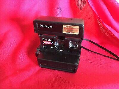 Polaroid One Step Flash Instant Camera 600 Series Photos Now