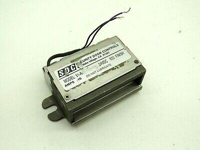 Sdc Security Door Controls 51-ax Electric Door Strike 24vdc