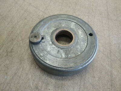 Vintage Craftsman 109 6 Lathe Headstock Spindle Geared Pulley Cap 1.1 Bore