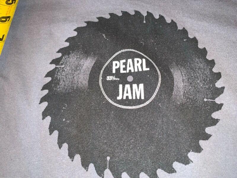 Vintage Pearl Jam Concert T-shirt 2009 Tour Los Angeles XL