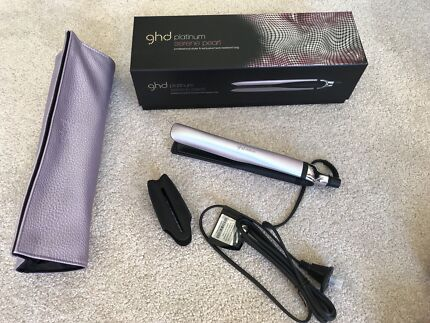 NEW: GHD Platinum Pearl Hair Straightener (Limited Edition)