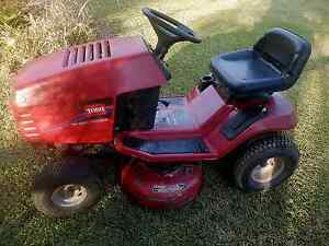Toro wheel horse ride on lawn mower 38in cut Saratoga Gosford Area Preview