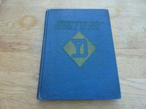 WW2 HISTORY OF THE 26th YANKEE DIVISION PRESENTED TO SOLDIER HARDBACK ORIGINAL