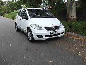 MERCEDES BENZ A170 AUTOMATIC LIKE NEW..5 DOOR..LOW KMS..SUPERB.. Magill Campbelltown Area Preview