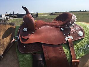 16 in saddle for sale