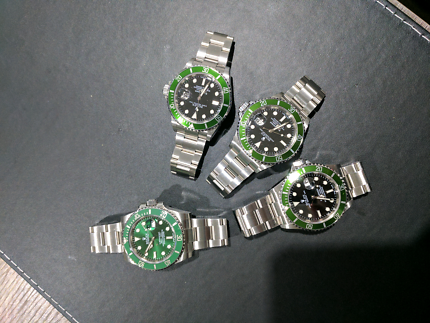 Rolex cash paid !!! Collector in Melbourne I come to you.