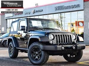 2018 Jeep Wrangler JK Willys Wheeler