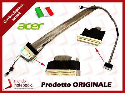 Cavo Flat LCD ACER Aspire 7720 7720G 7520 7520G (Modello Pred. Webcam)