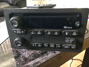 Pioneer RDS Cd Stacker Car Stereo with Remote