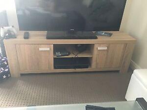 Tv cabinet Homebush West Strathfield Area Preview